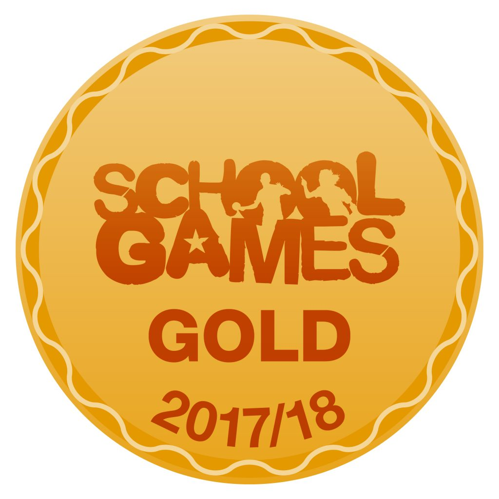 This image has an empty alt attribute; its file name is School-Games-1718-Gold_Logo_JPG-1-1024x1024.jpg